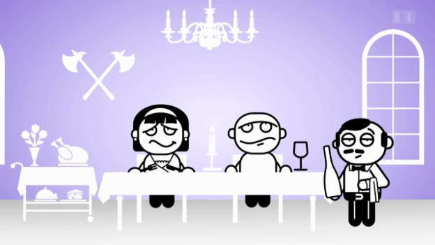 Video ««Darf man das?»: Fuselwein im Restaurant zurückgeben?» abspielen