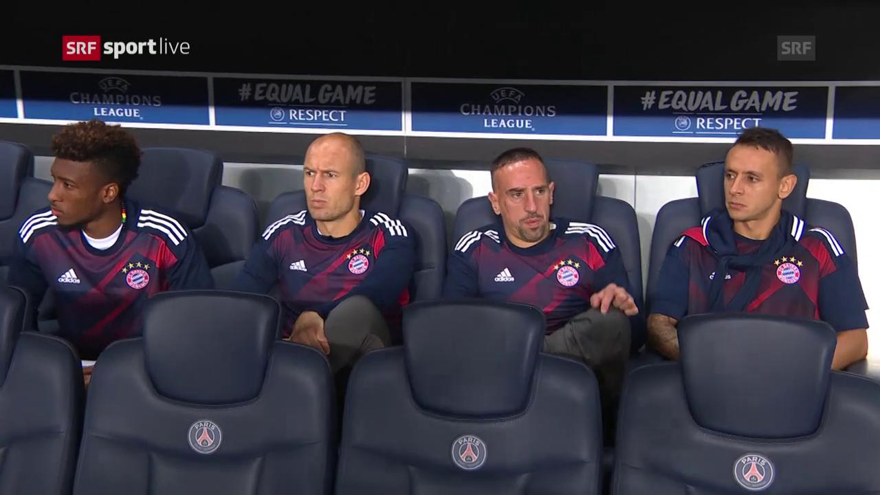 Das Spiel, das Ancelotti den Job kostete