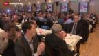 Video «SVP-Delegiertenversammlung in Wil» abspielen
