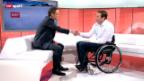 Video «Ski: Gespräch mit Silvano Beltrametti (III)» abspielen