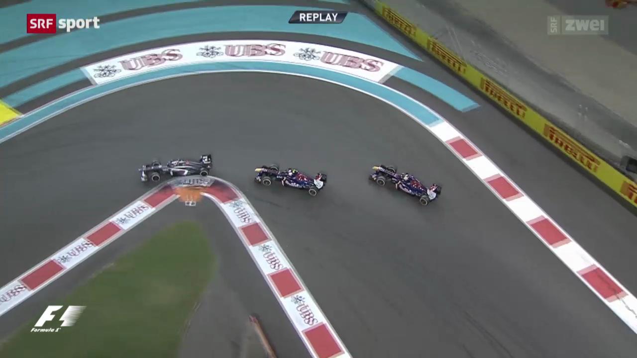Formel 1: GP der VAE in Abu Dhabi