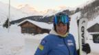 Video «Eine prominente Skiort-Führerin» abspielen