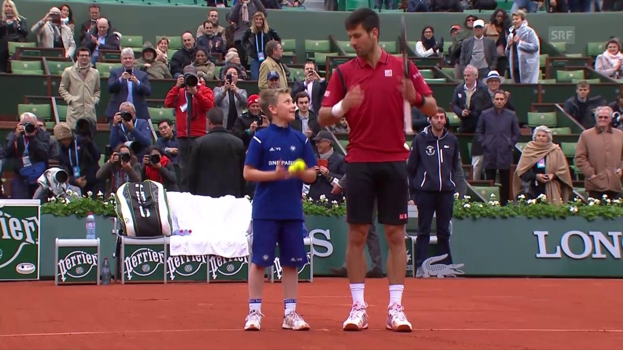 Djokovic lässt Berdych abblitzen