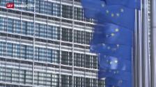 Video «EU ringt um gemeinsame Linie in der Asylpolitik» abspielen