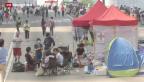 Video «Die Proteste in Hongkong lassen nach» abspielen