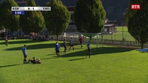 Laschar ir video «Highlights Final umens»