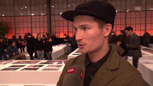 Video «Iouri Podladtchikov über seine zwei Leidenschaften» abspielen