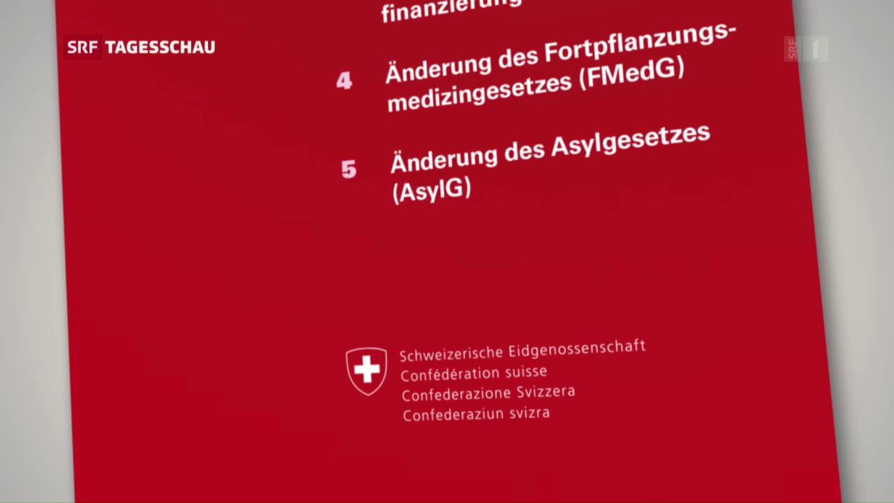 Pro-Komitee für die Asylgesetz-Revision