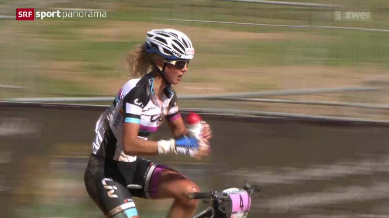 MTB: Weltcup-Rennen der Frauen in Südafrika, Cross-Country