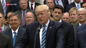 Video «Etappensieg für Trump» abspielen