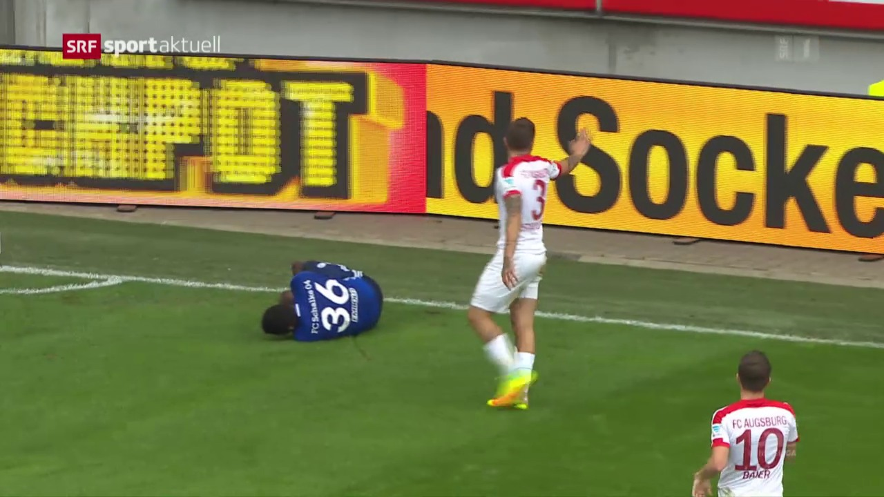 Hinrunden-Aus: Embolo verletzt sich schwer