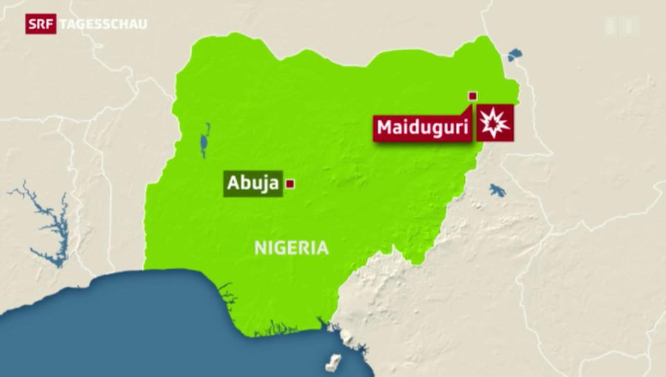 Verheerende Anschläge in Nigeria