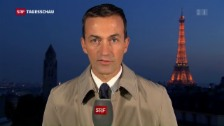 Video «SRF-Korrespondent Michael Gerber: Hollande scheut den Konflikt mit Putin nicht» abspielen