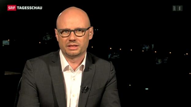 Video ««Was in Ägypten geschah, war ein ‹Point of no return›.»» abspielen