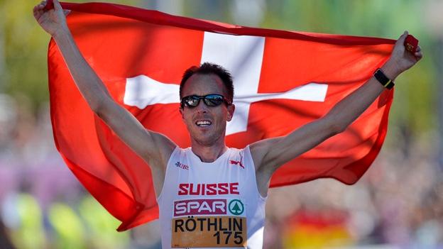 Marathon-Läufer Viktor Röthlin über seinen Rücktritt (28.12.2014)
