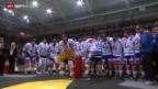Video «Eishockey: Zusammenfassung Kloten - ZSC Lions» abspielen