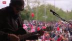 Video «Friedlicher 1. Mai in Zürich» abspielen