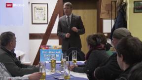 Video «AfD vor Wahlerfolg in Ostdeutschland» abspielen