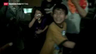Video «Hunderte Tote in Syrien » abspielen