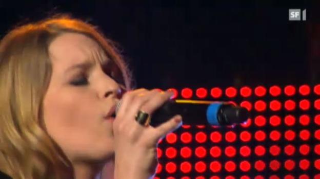 Video «Die Karriere von Anna Rossinelli» abspielen