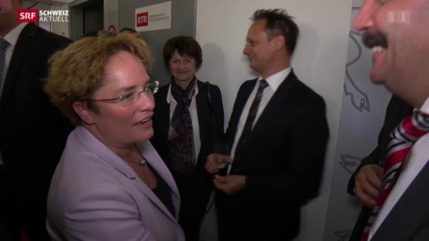 Video «Schweiz aktuell vom 19.10.2015» abspielen