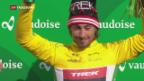 Video «Italiener gewinnt längste Tour-de-Romandie-Etappe» abspielen