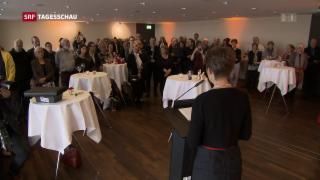 Video «Offizielle Würdigung des «runden Tisches»» abspielen