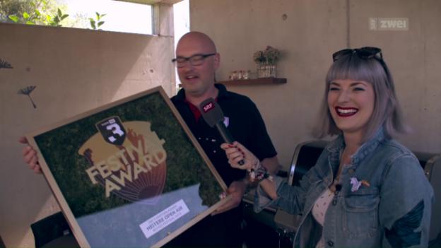 Video «Der Festivalaward» abspielen