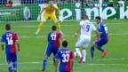 Video «Fussball: Champions League, Reals Tore zum 2:0 und 5:1 gegen Basel» abspielen