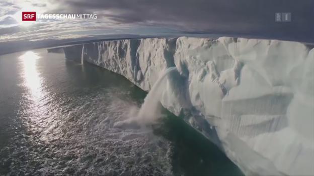 Video «Zerknirschtes Ja zum Klimaschutz» abspielen