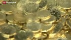 Video «Labile Euro-Untergrenze» abspielen