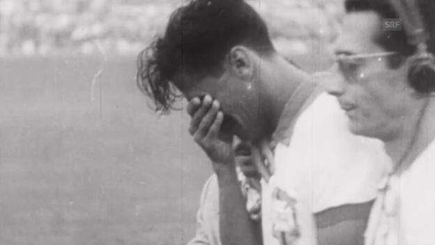 Video «Blick auf die WM von 1950 («Sportpanorama», 13.10.2013)» abspielen
