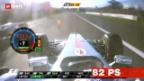Video ««Tscheggsch de Pögg»: Wie Formel-1-Boliden auf Knopfdruck zusätzlich Schub erhalten» abspielen