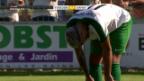 Video «Xamax gewinnt glücklich gegen Yverdon» abspielen