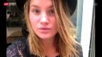 Video «Dänische Studentin weiterhin vermisst» abspielen