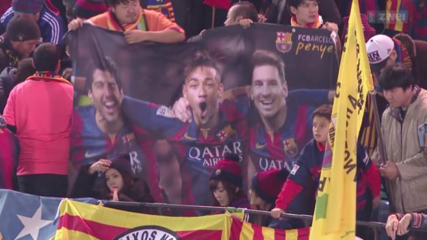 Video «Fussball: Final Klub-WM» abspielen