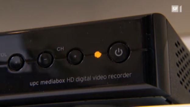 Video «18.09.12: Set Top-Boxen sind Stromfresser» abspielen