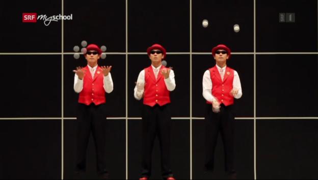 Video «Achtung! Experiment: Am Ball bleiben (7/52)» abspielen