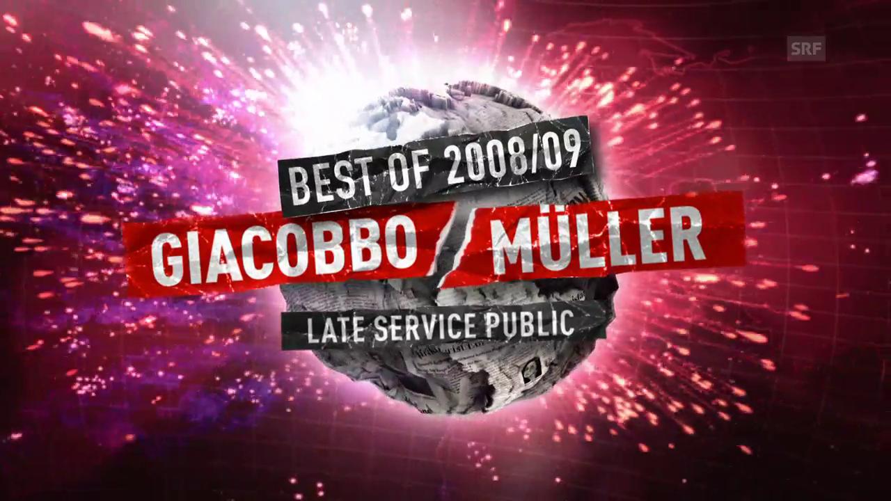 «Giacobbo/Müller»: Best of 2008/2009
