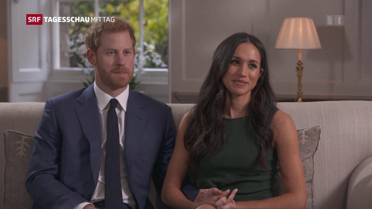 Prinz Harry über seinen Heiratsantrag