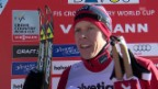 Video «Langlauf: Davos-Sieger Glöersen im Interview» abspielen