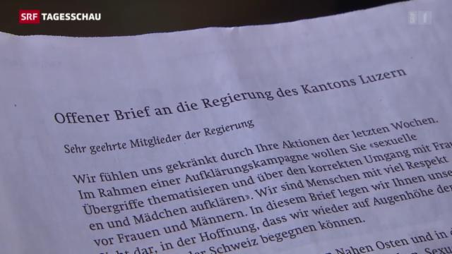 Schweiz Fasnachts Knigge Flüchtlinge Wehren Sich Mit Offenem