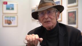 Video «Unbekannte Werke von Tomi Ungerer» abspielen