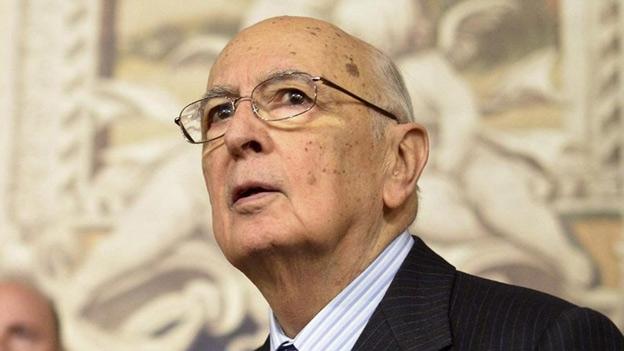 Napolitano ist wiedergewählt
