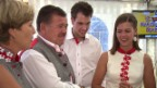 Video «Ein Jubiläum «en famille»» abspielen