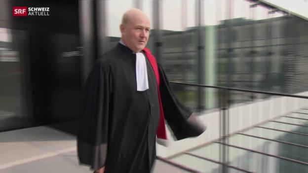 Video «Plädoyer des Staatsanwalts im Fall Marie» abspielen