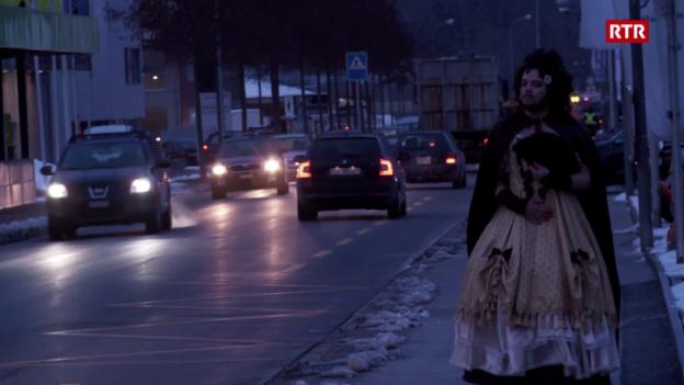 Laschar ir video «Lady Domenica»