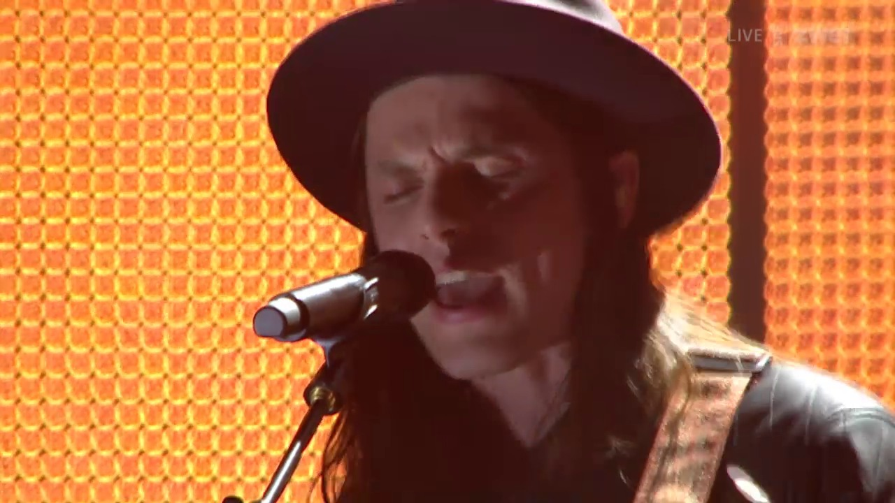 «Swiss Music Awards»: James Bay mit «Hold Back The River»