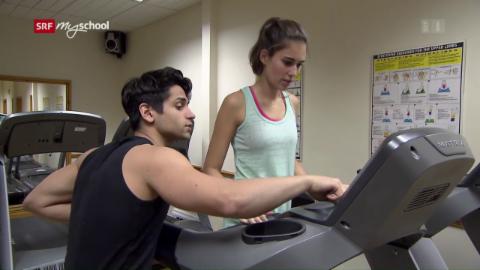 Flirt English: Fitness and Flirting (3/6)