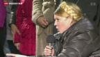 Video «Julia Timoschenko in den Startlöchern» abspielen